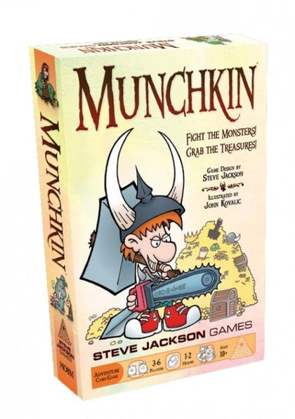 Munchkin - Shiney Box Edition - The Board Gamer