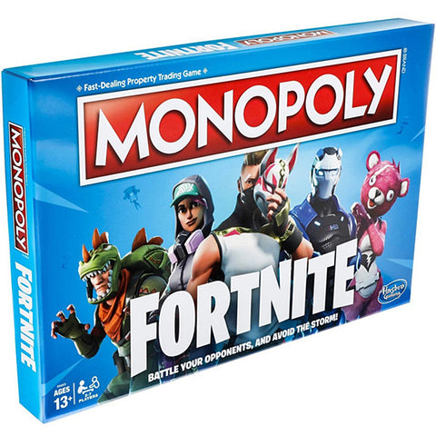Monopoly - Fortnite Edition - The Board Gamer