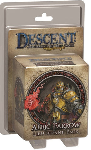 Descent: 2nd Edition - Lieutenant (Alric Farrow)