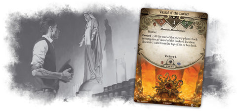 Arkham Horror: The Card Came - Return to the Dunwich (Legacy Upgrade Expansion)