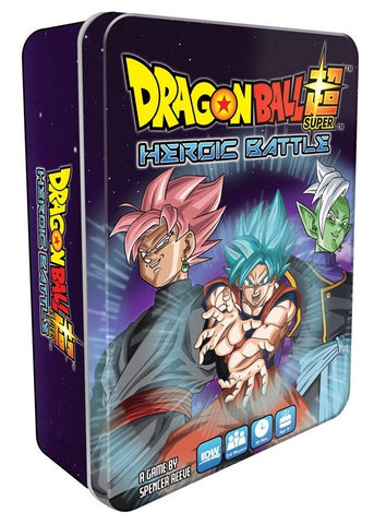 Dragon Ball Super: Heroic Battle - Card Game