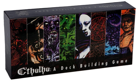 Cthulhu - A Deck Building Game - The Board Gamer