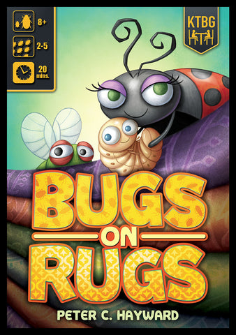 Bugs on Rugs - Card Game