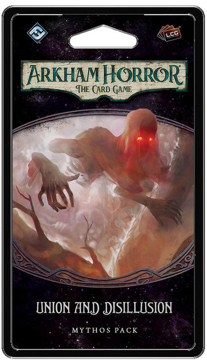 Arkham Horror LCG: Union & Disillusion - Mythos Pack - The Board Gamer