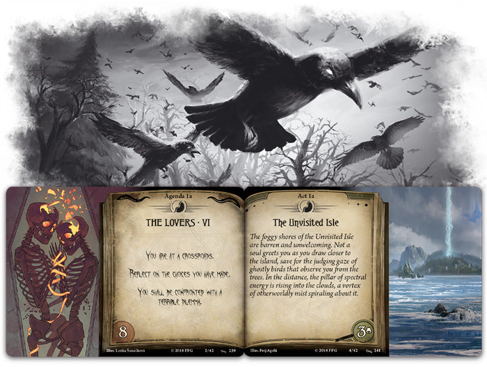 Arkham Horror LCG: Union & Disillusion - Mythos Pack