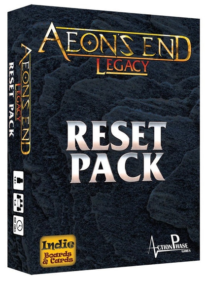 Aeon's End: Legacy - Reset Pack - The Board Gamer