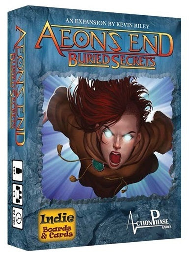Aeon's End: Legacy - Buried Secrets Expansion - The Board Gamer