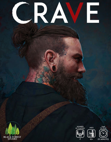 Crave - Strategic Card Game