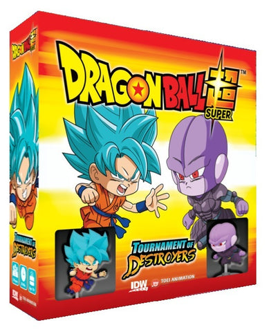 Dragon Ball Super: Tournament of Destroyers - Board Game
