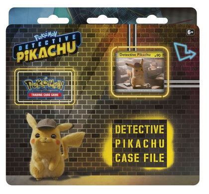 Pokemon TCG: Detective Pikachu - Case File