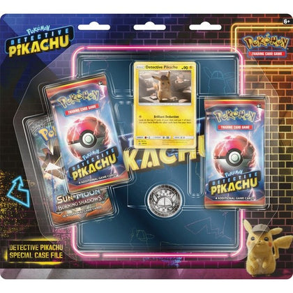 Pokemon TCG: Detective Pikachu - Special Case File - The Board Gamer
