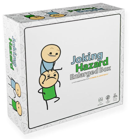 Joking Hazard - Enlarged Box - The Board Gamer