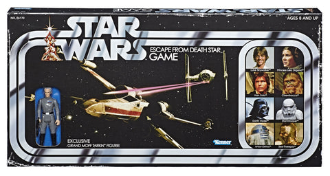 Star Wars: Escape From Deathstar - Retro Board Game - The Board Gamer