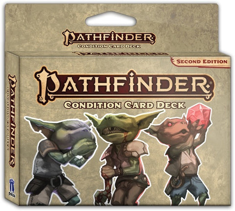 Pathfinder RPG: Condition Card Deck (2nd Edition)