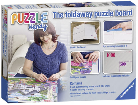 Ravensburger: Puzzle Handy - Folding Puzzle Board