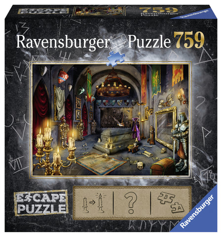 Ravensburger: Escape Puzzle - Vampire Castle