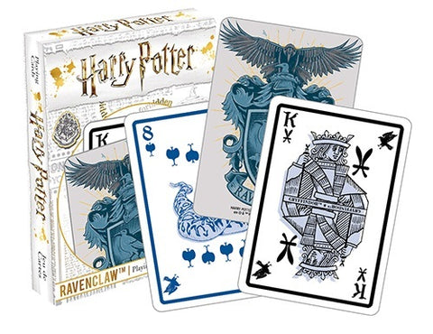 Harry Potter: Playing Card Set - Ravenclaw