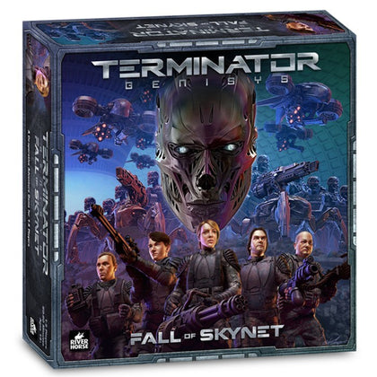 Terminator Genisys: Fall of Skynet - The Board Gamer