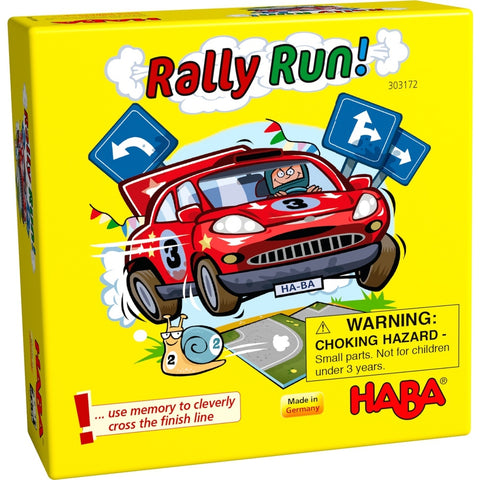 Rally Run - Children's Game