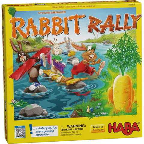 Rabbit Rally - Children's Game