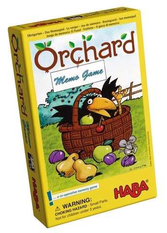 Orchard: Memo - Children's Game - The Board Gamer