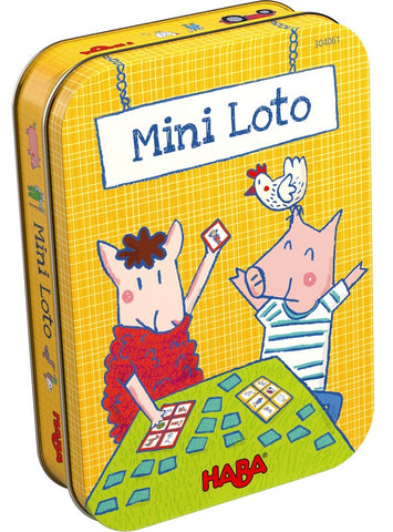 Mini Lotto - Children's Game