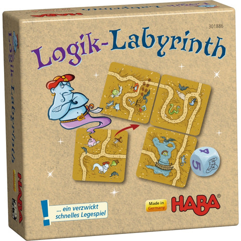 Logic Labyrinth - Children's Game