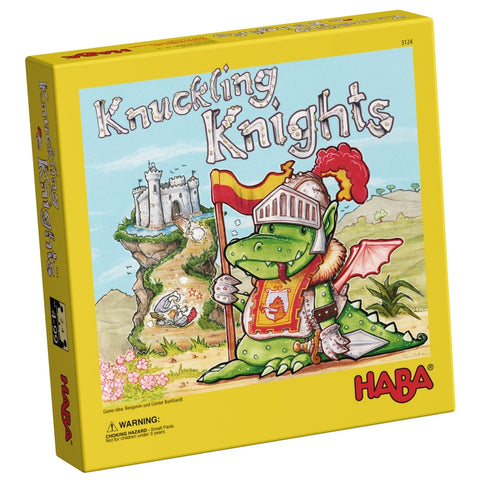 Knuckling Knights - Children's Game