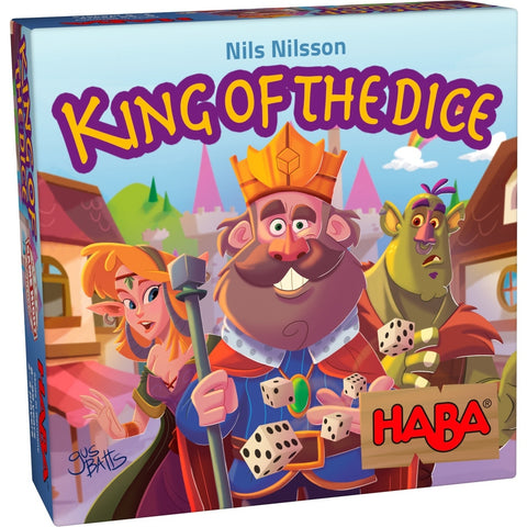 King of the Dice - Board Game - The Board Gamer