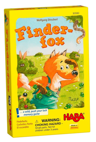 Finderfox - Children's Game