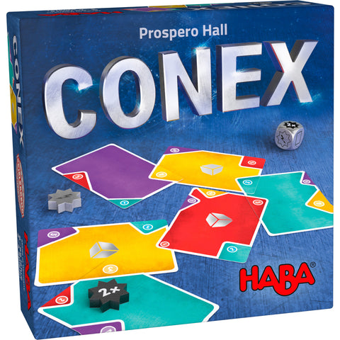 CONEX - The Colour Matching Card Game