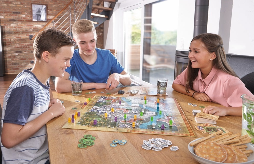 Adventure Land - Board Game