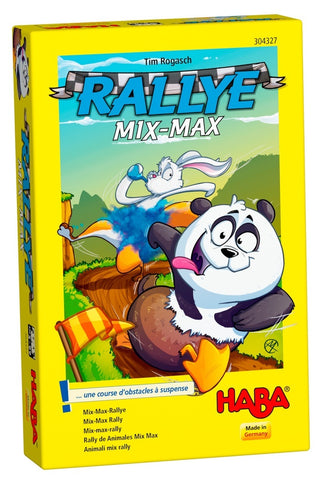 Mix-Max Rally - Children's Game