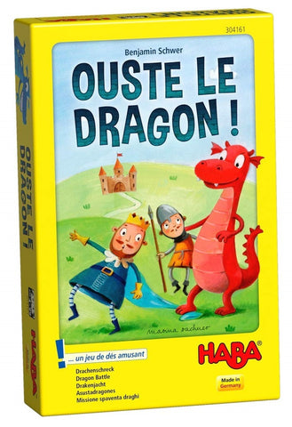 Dragon Battle - Children's Game