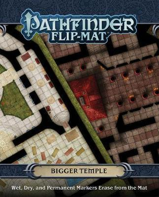 Pathfinder Flip-Mat: Bigger Temple