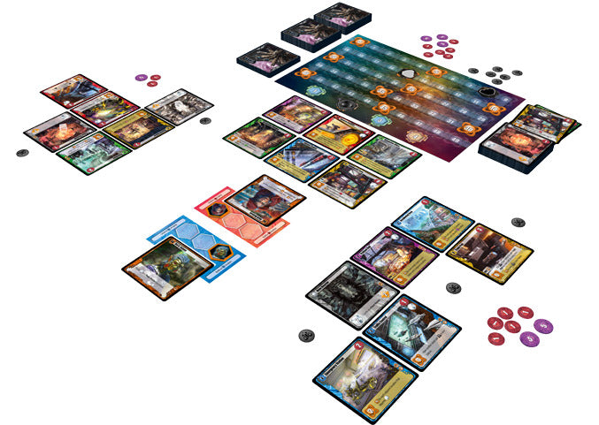 Among the Stars: Revival - Board Game