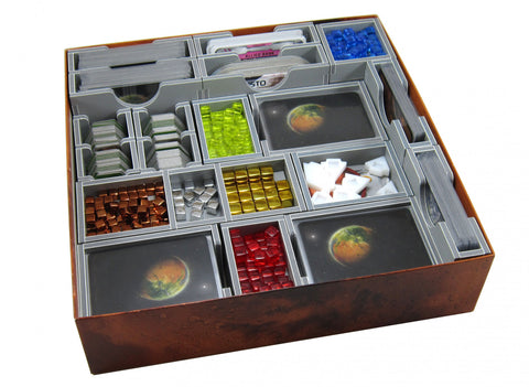 Folded Space: Game Inserts - Terraforming Mars - The Board Gamer