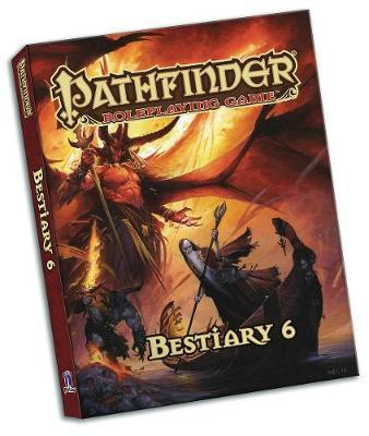 Pathfinder Roleplaying Game: Bestiary 6 Pocket Edition