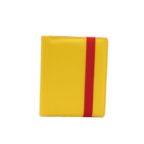 Dex Protection: The Dex Binder 4 - Yellow