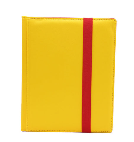 Dex Protection: The Dex Binder 9 - Yellow
