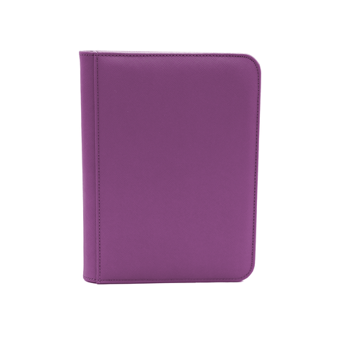 Dex Protection: Dex Zipper Binder 4 - Purple