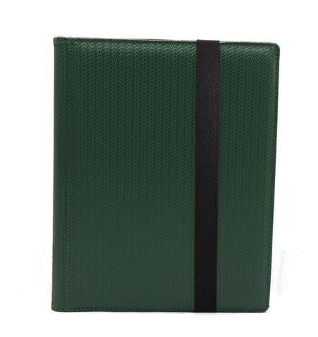 Dex Protection: Limited Edition Binder 9 - Green