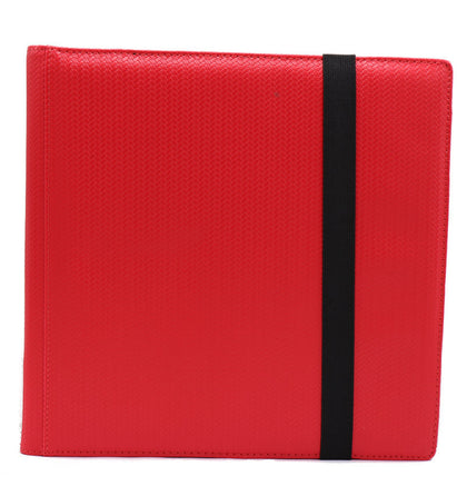Dex Protection: Limited Edition Binder 12 - Red