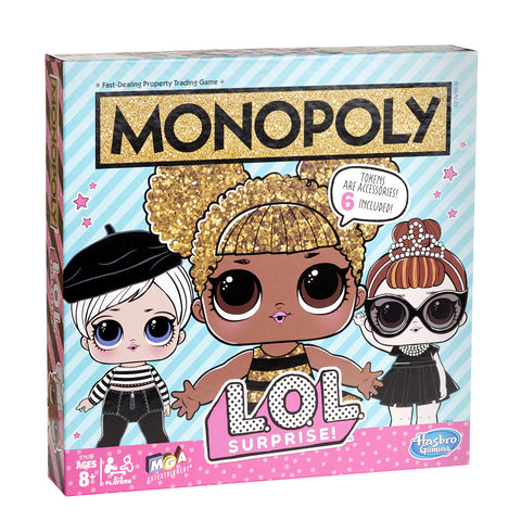 Monopoly: L.O.L - Surprise! Edition