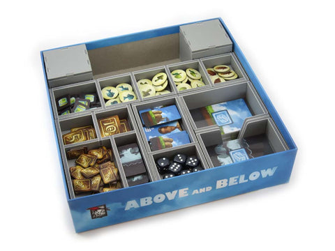 Folded Space: Game Inserts - Above and Below