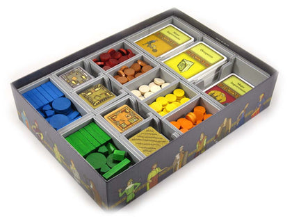Folded Space: Game Inserts - Agricola - The Board Gamer