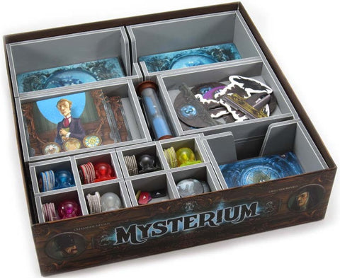 Folded Space: Game Inserts - Mysterium