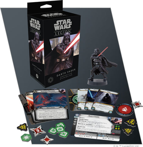 Star Wars Legion: Darth Vader Operative Expansion - The Board Gamer