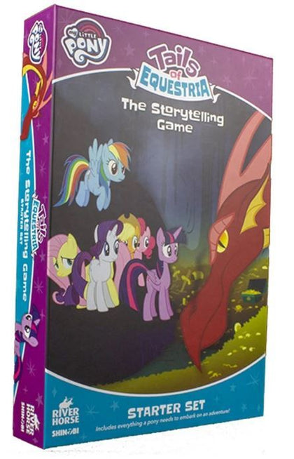 My Little Pony: Tails of Equestria The Storytelling Game Starter Set - The Board Gamer