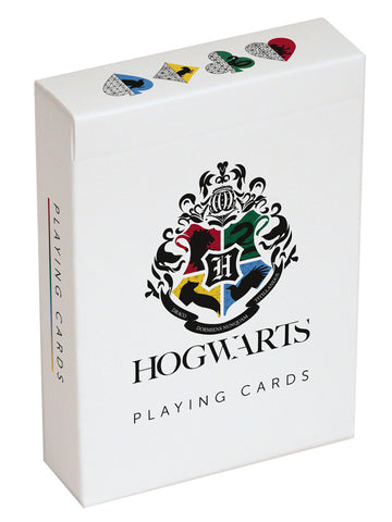 Harry Potter: Hogwarts Fashion - Playing Cards - The Board Gamer